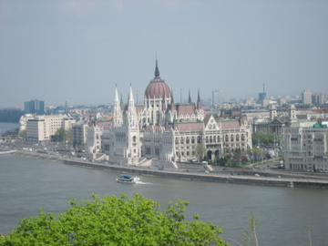 I took more than one picture in Budapest but this one is the best
